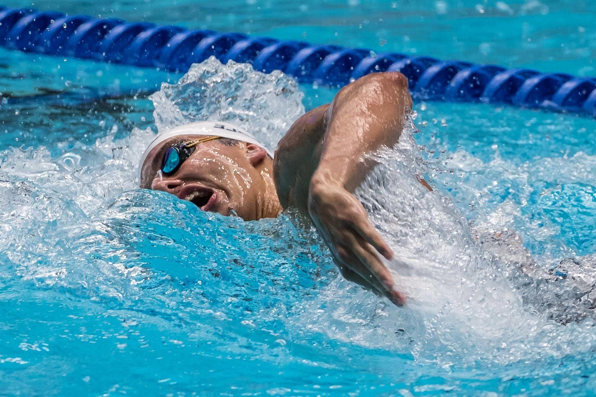 Zwemmen Ademhalen